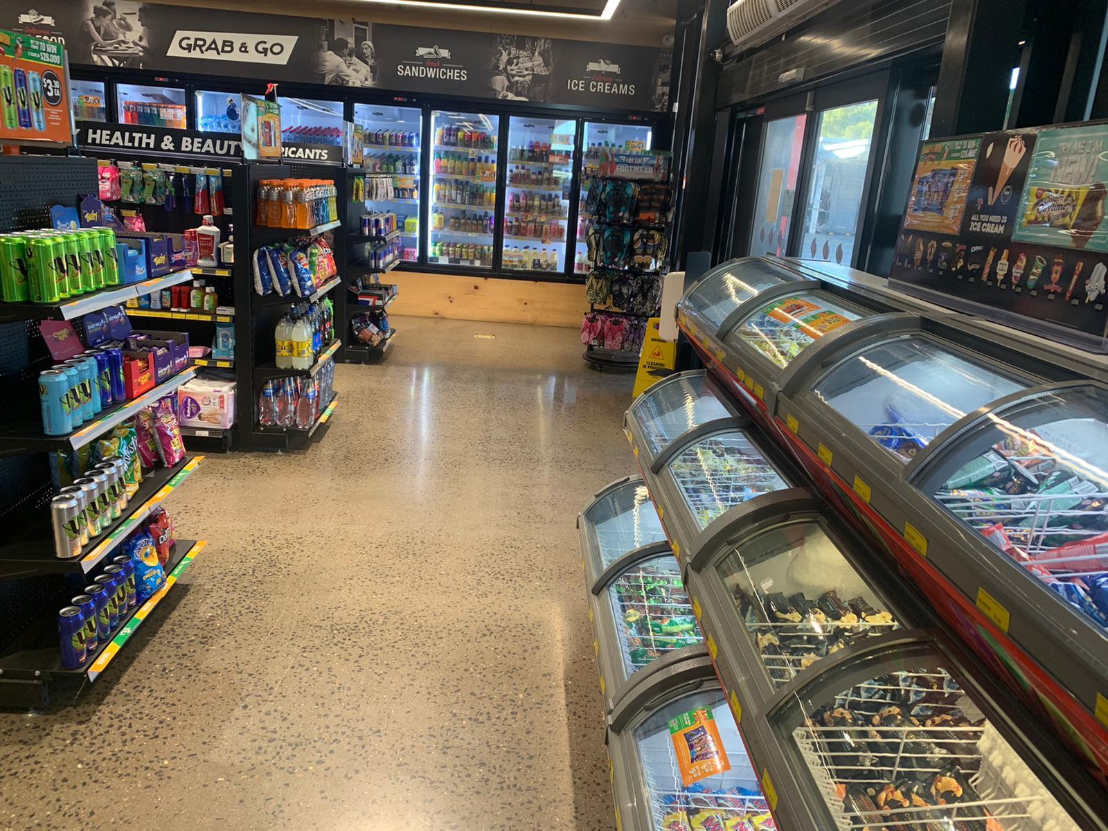 Richmond store view 1